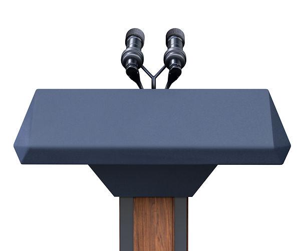 Speech Lecturn