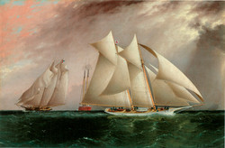 Full Sails in the Wind