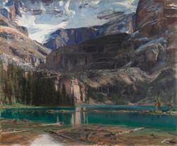 John_Singer_Sargent_-_Lake_O'Hara_(1916)