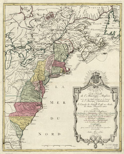 The Original 13 Colonies