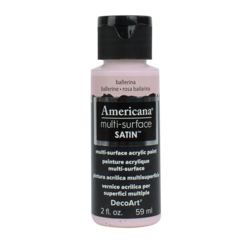 Americana Multi-Surface Satin  - Ballerina