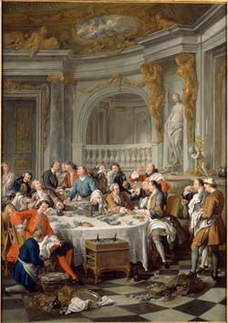 Le Déjeuner d'huîtres