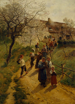 A Spring Day