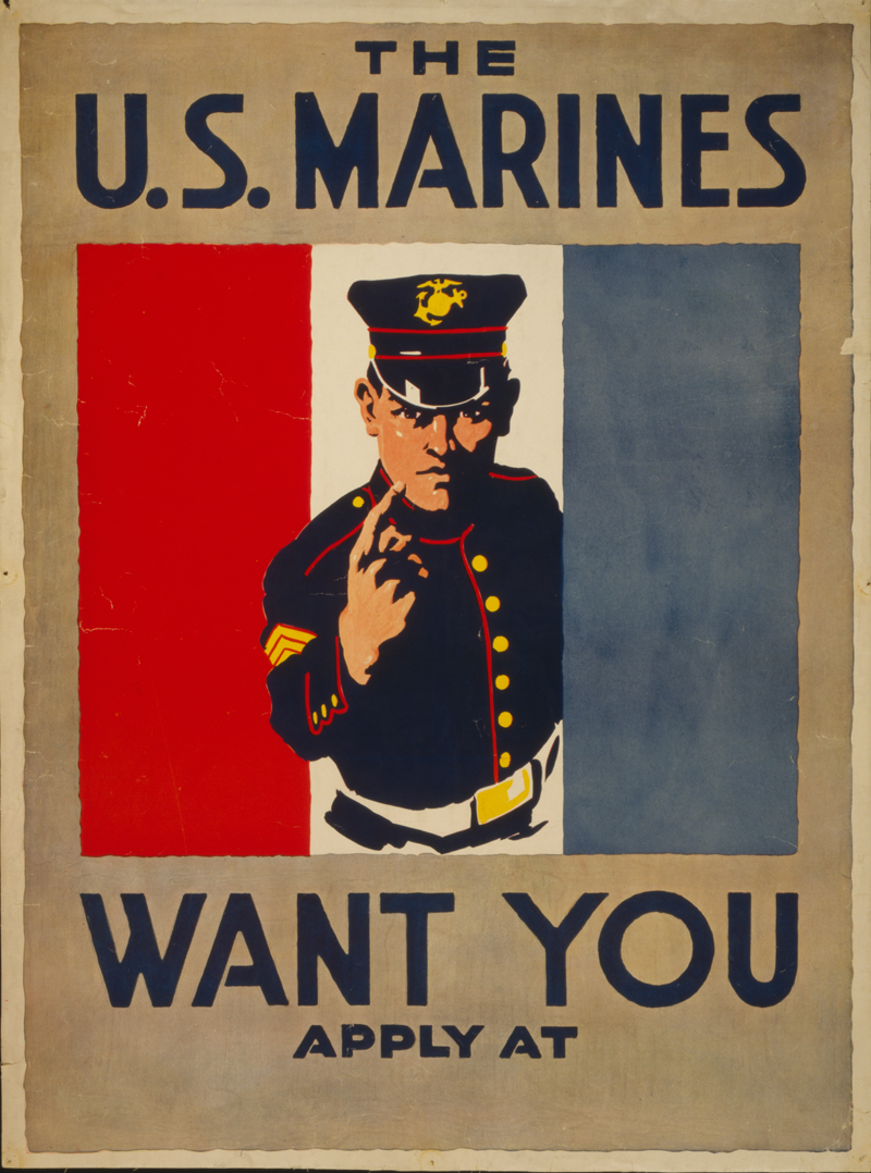 Marines Want You