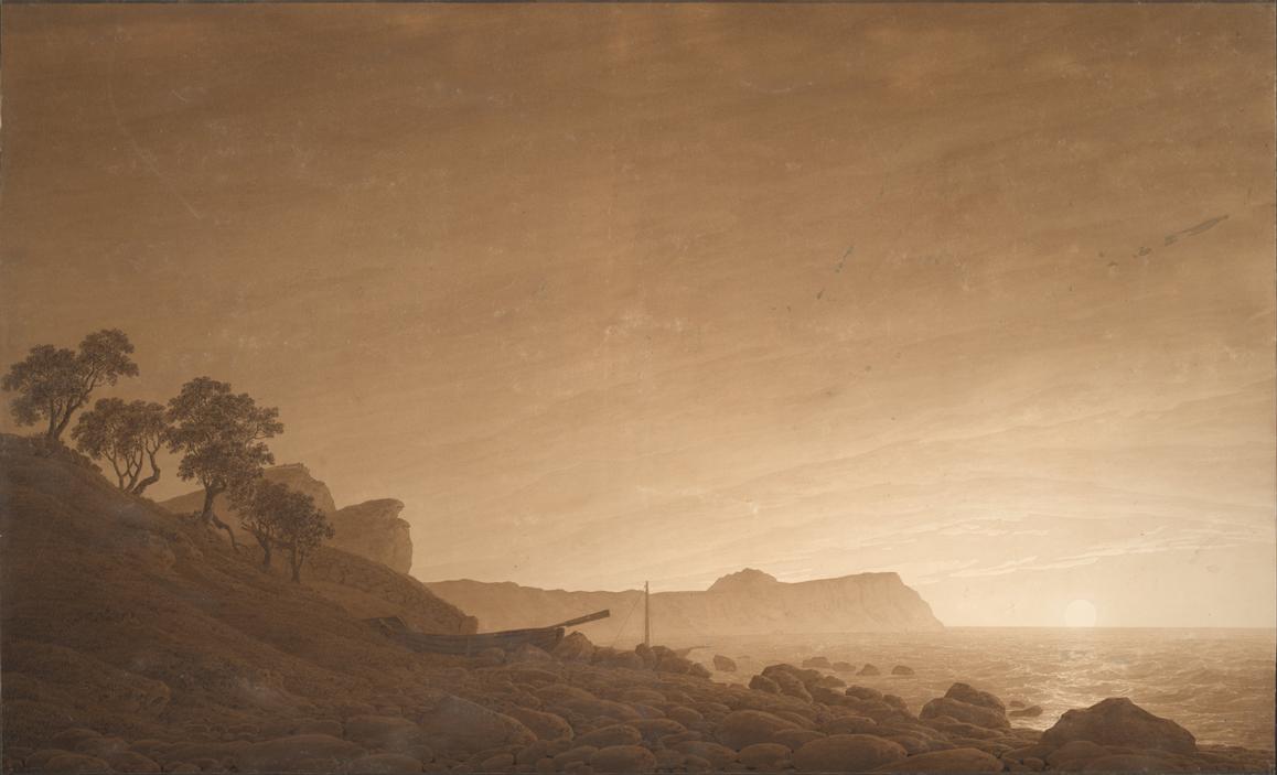 View of Arkona