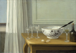 Still Life with a Punch Bowl