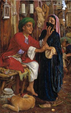 The Lantern Maker's Courtship