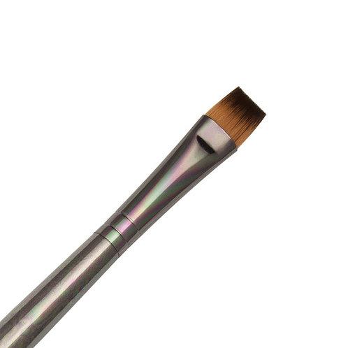 Zen Series 73 Synthetic All Media Short Handle Brush - Chisel Blender 10
