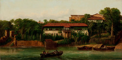 Residence on the Banks of the Anil