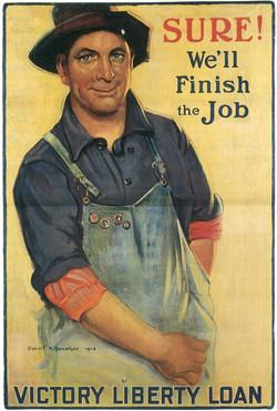 We'll Finish the Job