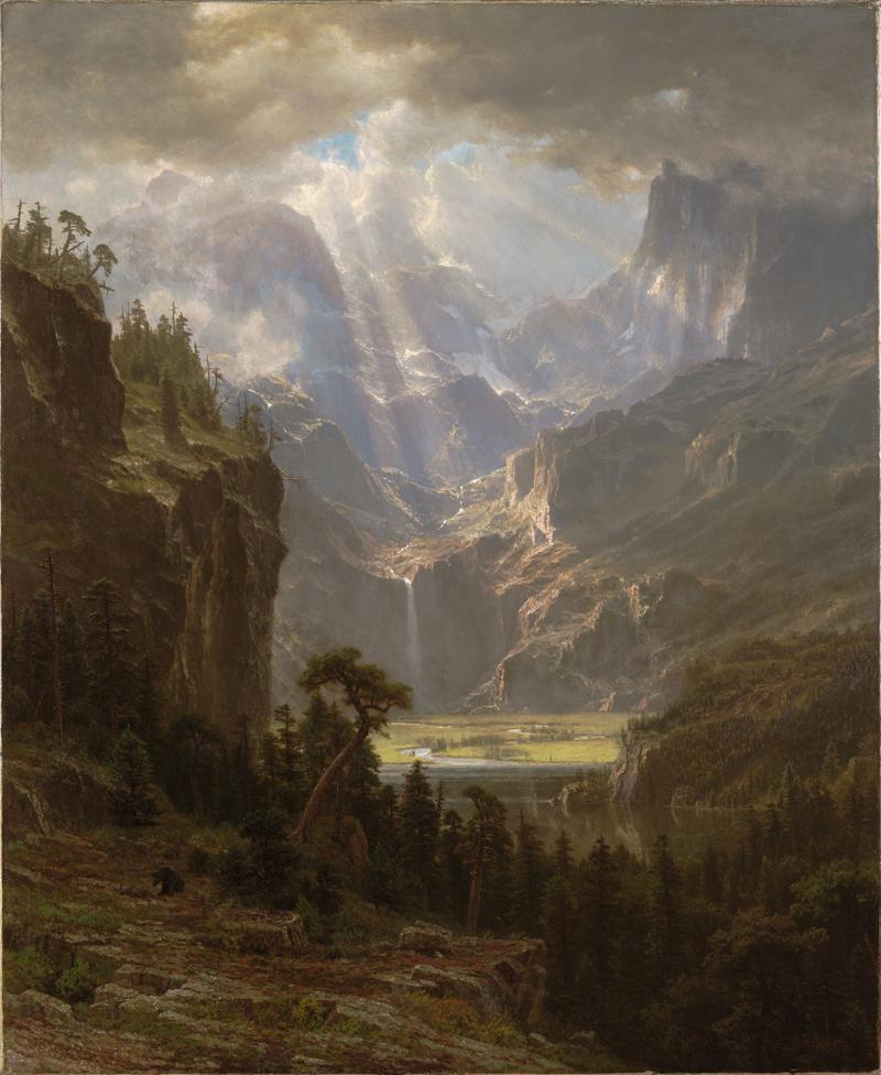 Rocky Mountains Lander's Peak