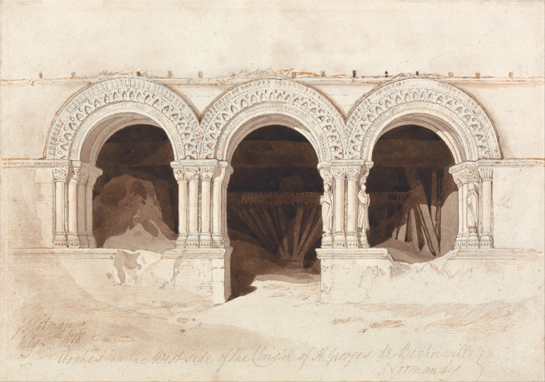 Arches in the West Side