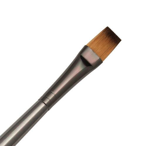 Zen Series 73 Synthetic All Media Short Handle Brush - Wash 1/2