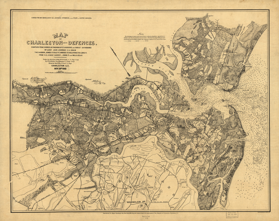 Charleston, SC 1863