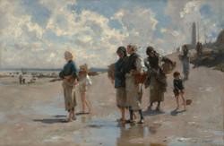 John_Singer_Sargent_-_Fishing_for_Oyster