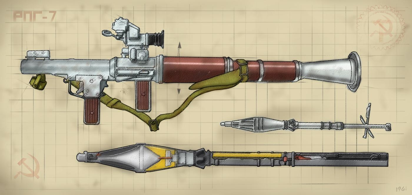 Rocket Propelled Grenade