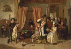 Children Acting from Hamlet