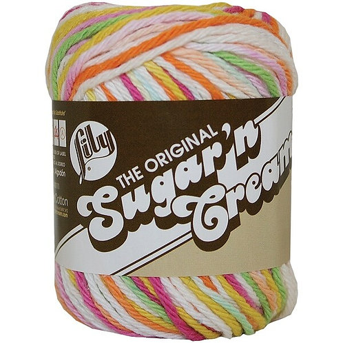 Lily Sugar 'N Cream Super Size Ombre - Over the Rainbow Ombre 3oz