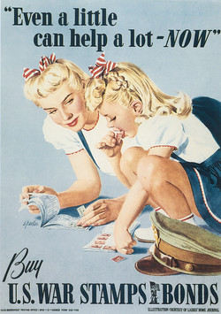 U.S. War Stamps