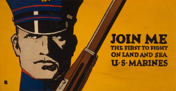 Join Marines (Yellow)