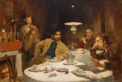 The Ten Cent Breakfast