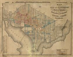 D.C. Road Material Map