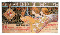 Barcelona 1896