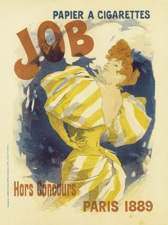 JOB Paris 1889