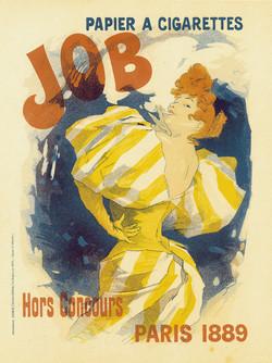 JOB Paris 1889
