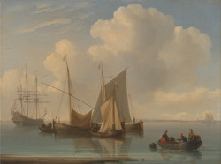 Dutch Sailing Vessels