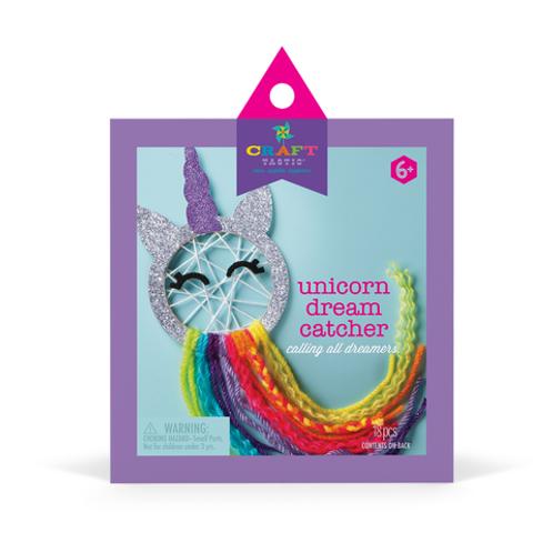 Craft-tastic Unicorn Dream Catcher