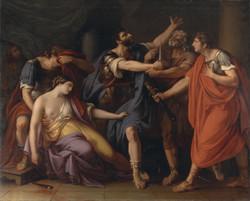 The Death of Lucretia