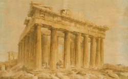 The_Parthenon from the Northwest