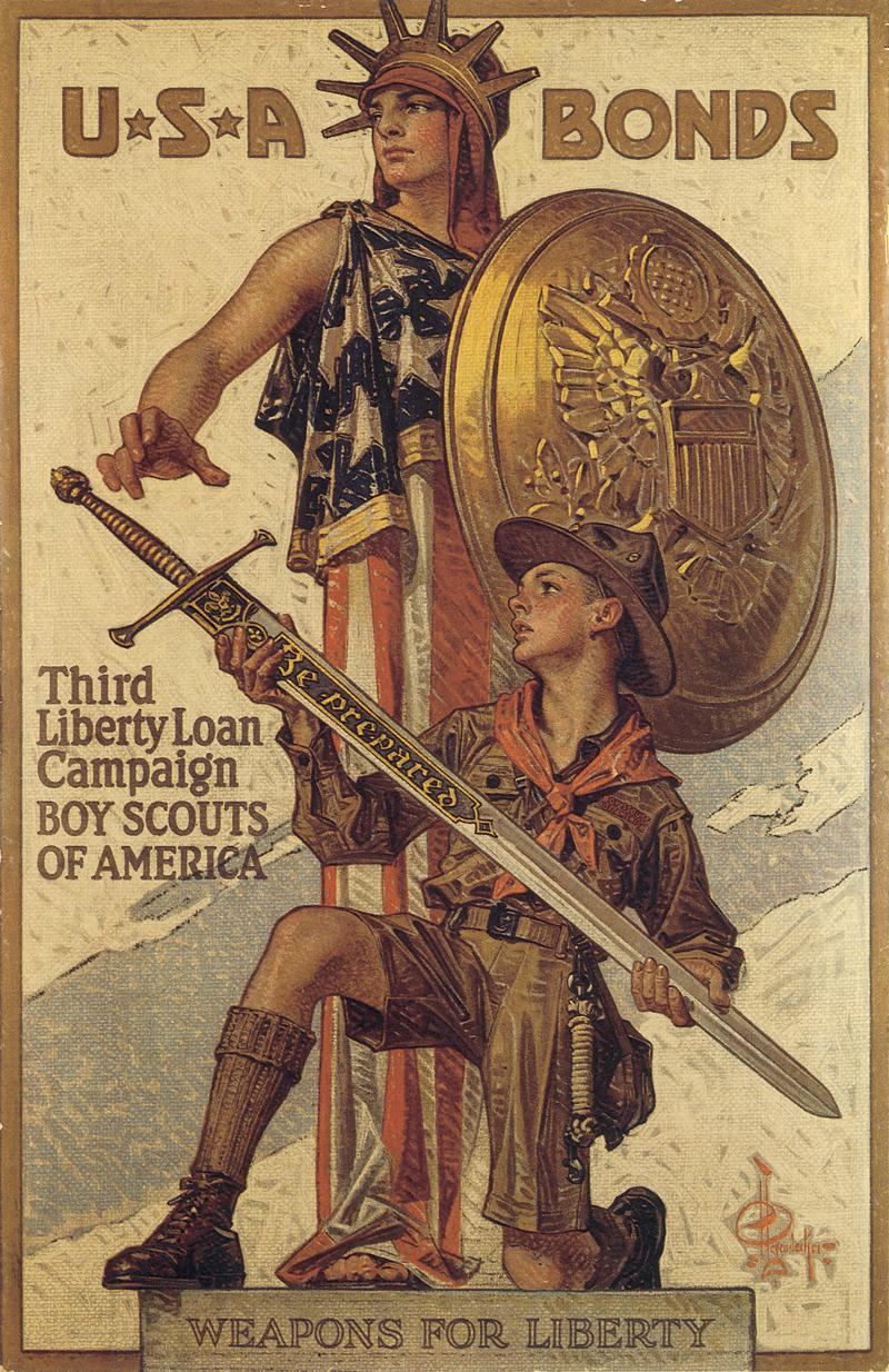 Boy Scout Liberty Loan