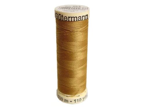Gutermann Top Stitch Heavy Duty Thread 110 yd. #865 Gold