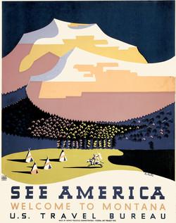 Montana See America