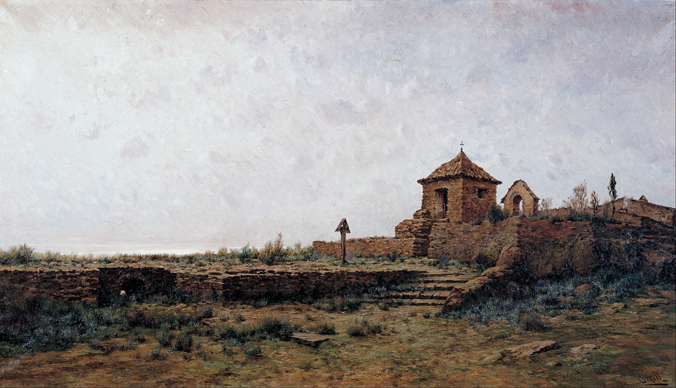 Landscape (with Building)