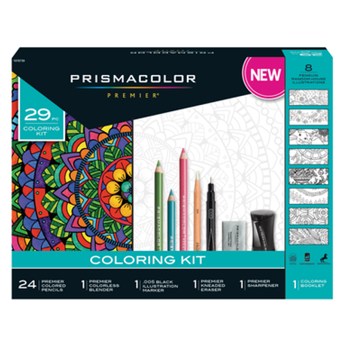 Prismacolor Premier Adult Coloring Kit
