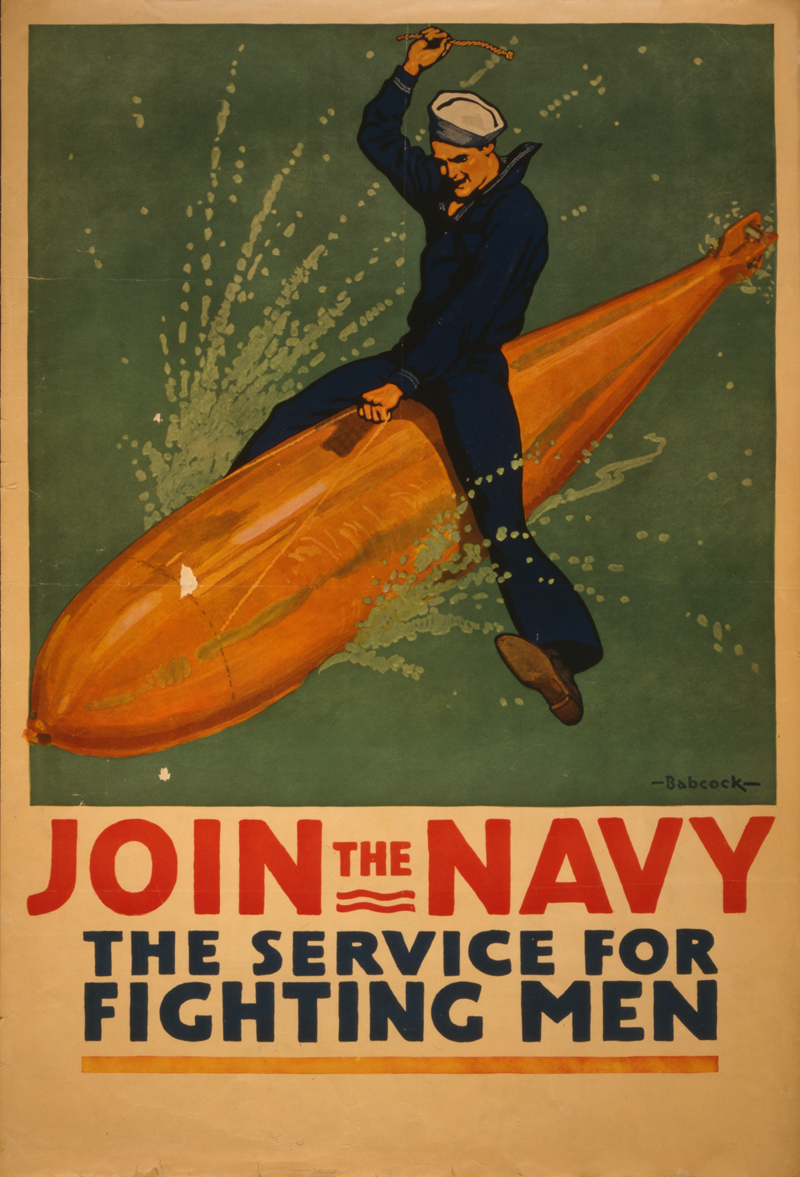 Join the Navy (#1)