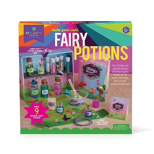 Craft-tastic Fairy Potion Kit
