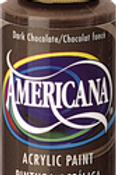 Americana Acrylics - Dark Chocolate
