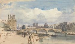 Le Pont Royal, Paris