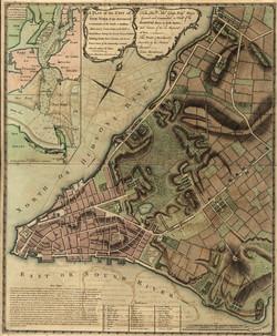 18th Century Lower Manhattan