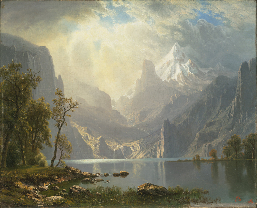 Among the Sierra Nevada
