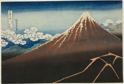 Katsushika_Hokusai_-_Shower_Below_the_Summit_(Sanka_hakuu),_from_the_series_Thirty-six_Views_of_Moun