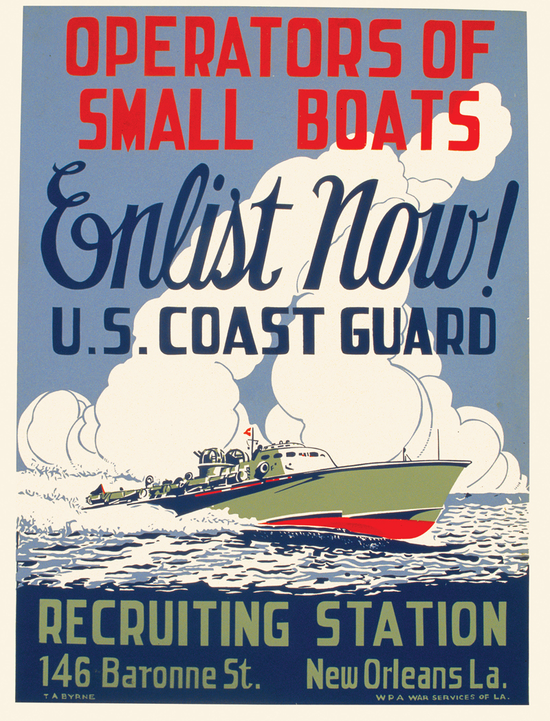 Coast Guard Enlist