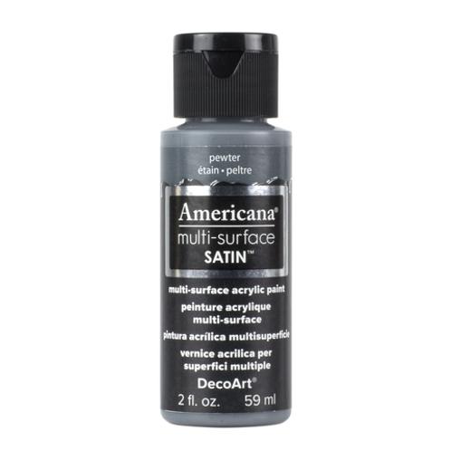 Americana Multi-Surface Satin  - Pewter