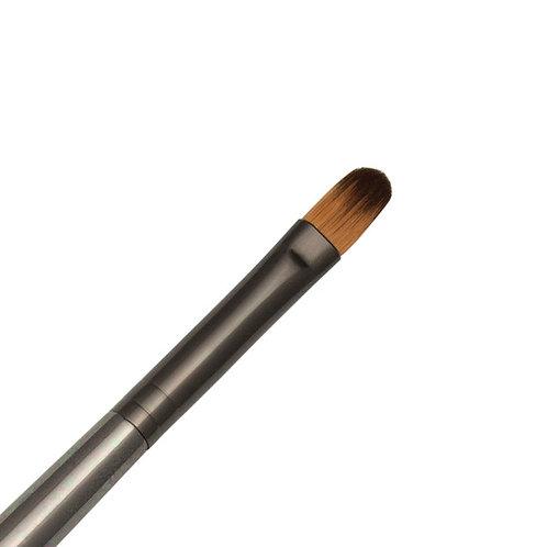 Zen Series 73 Synthetic All Media Short Handle Brush - Filbert 8