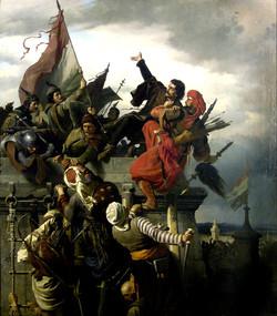 Sacrifice of Titusz Dugovics