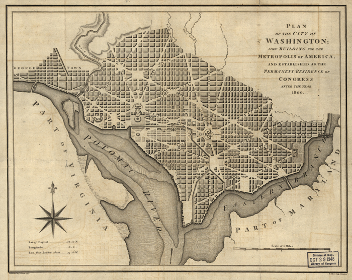 Capital City Plans D.C.